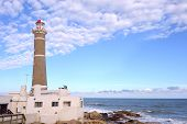 Lighthouse In Jose Ignacio Near Punta Del Este, Uruguay