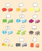 Text Bubbles Set.eps