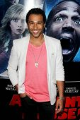 LOS ANGELES - APR 16:  Corbin Bleu at the
