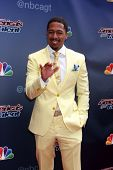 LOS ANGELES - APR 22:  Nick Cannon at the