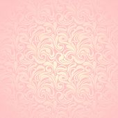 Abstract pink seamless pattern