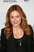 NEW YORK-APR 21: Actress Sasha Alexander attends the Shorts Program: Soul Survivors during the 2014
