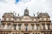 Lyon City Hall, Hotel De Ville