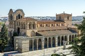 The San Vicente Basilica In Avila, Spain