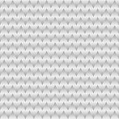 Seamless zig zag background