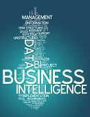 Word Cloud Business Intelligence