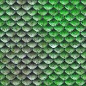 Seamless background made of snake skin