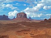 Monument Valley Ford's Point poster