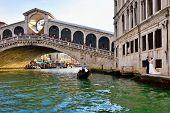 Venice, Rialto Bridge