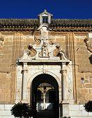 Public granary, Osuna, Spain.