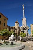 San Rafaels Monument, Cordoba