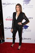 LOS ANGELES - OCT 14:  Teri Hatcher at the Fulfillment Fund Stars Benefit Gala 2014 at Beverly Hilto
