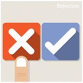 Rejection Concept