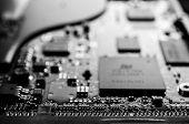 Digital computer electronic