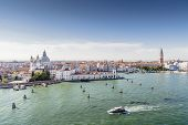 Venice From The Cruise Ship