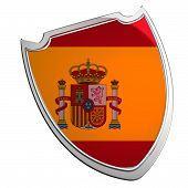 Spain Shield