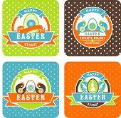 Easter Labels