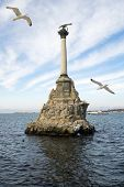 Monument To The Flooded Ships