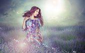 foto of meadows  - Fantasy - JPG