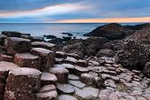 Giants Causeway Scenic View