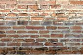 Brick Wall Background Texture