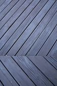 Black wood planks background texture