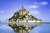 foto of michel  - Mont saint Michel  - JPG
