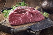 pic of wagyu  - Bottom Round Steak - JPG