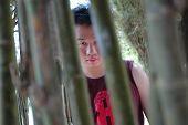 Bamboo Man