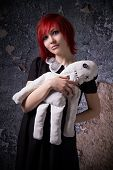 picture of doll  - Red - JPG