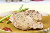 foto of t-bone steak  - Delicious T - JPG