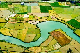 stock photo of ecology  - Lang Son is a province in North East of Vietnam - JPG