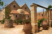 Arcadia Monastery, Crete