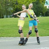 Inline Skaters
