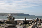 Doolin Beach Rock Stacks