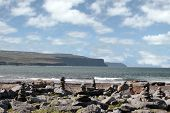 Doolin Beach With Rock Stacks
