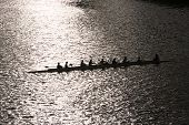 Mens Rowing Team