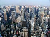 Manhattan, Aerial View