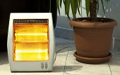 Electric Heater And Pot