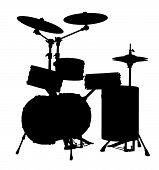 Drum: Detailed Vector