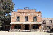 Westlicher Saloon