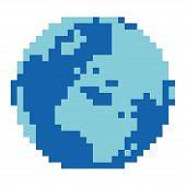 Pixelated World