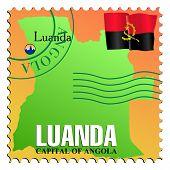 Luanda - capital of Angola