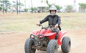 Atv Or Quad Bike