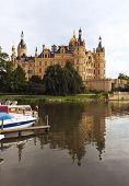 Schweriner Schloss, Sitz des Landtages Mecklenburg-Vorpommern