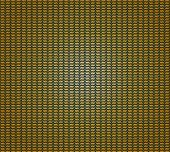 Golden fabric seamless pattern