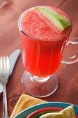 Wassermelone Agua fresca