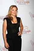 LOS ANGELES - APR 25:  Erika Christensen arrives at the 2013 College Television Awards at the JW Mar