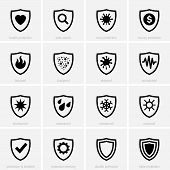 Protection icons