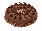 picture of tort  - Chocolate torte  - JPG